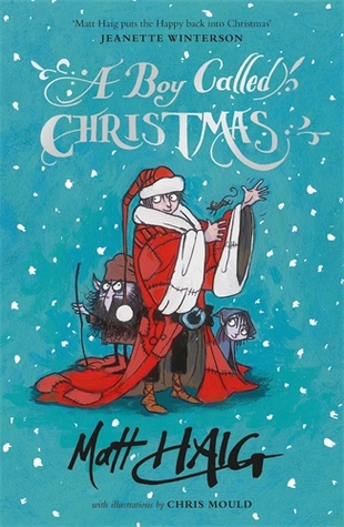 cover image for A Boy Called Christmas