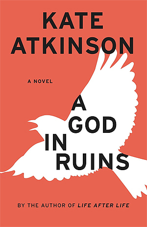 cover image for A God in Ruins