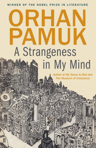cover image for A Strangeness in My Mind