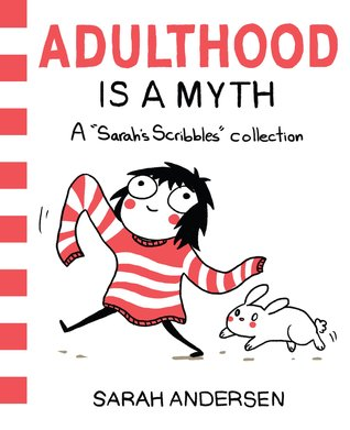 cover image for Adulthood Is a Myth