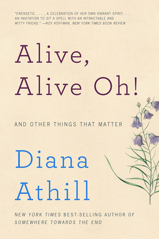 cover image for Alive, Alive Oh!