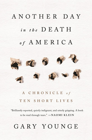 cover image for Another Day in the Death of America: A Chronicle of Ten Short Lives