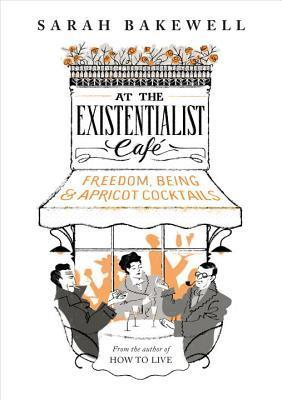 cover image for At the Existentialist Café