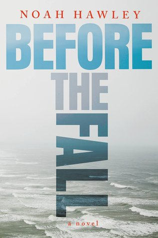 cover image for Before the Fall