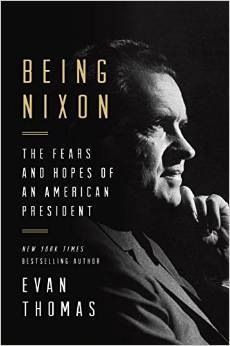 cover image for Being Nixon: A Man Divided