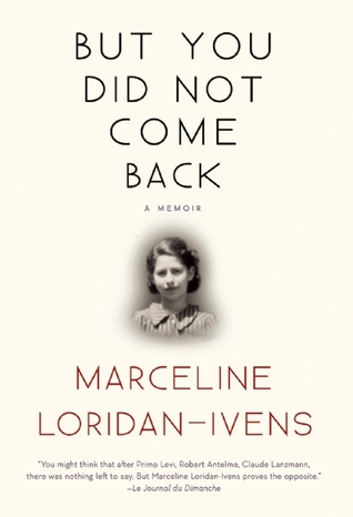 cover image for But You Did Not Come Back