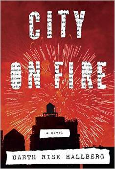cover image for City on Fire