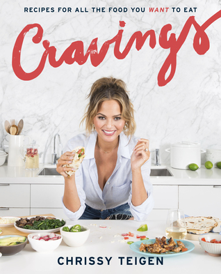 cover image for Cravings: Recipes for All the Food You Want to Eat