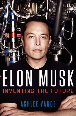 cover image for Elon Musk