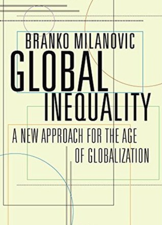 cover image for Global Inequality: A New Approach for the Age of Globalisation