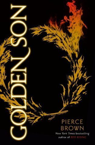 cover image for Golden Son