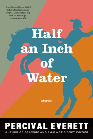 cover image for Half An Inch Of Water: Stories