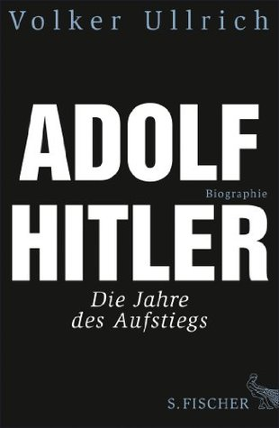cover image for Hitler: Ascent, 1889-1939