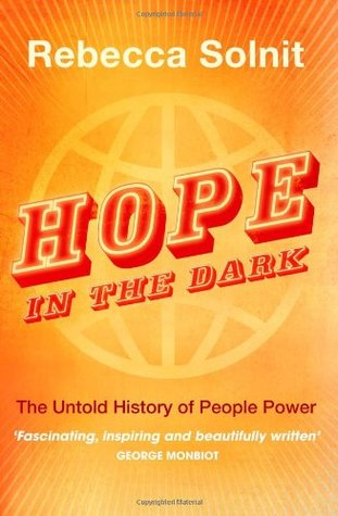 cover image for Hope in the Dark