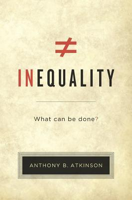 cover image for Inequality: What Can be Done?