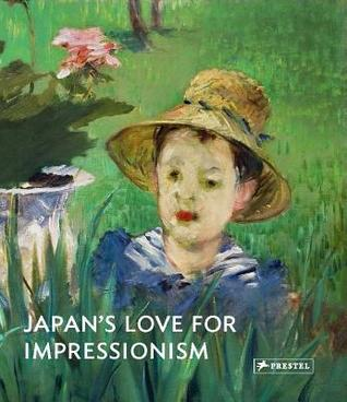 cover image for Japan's Love for Impressionism