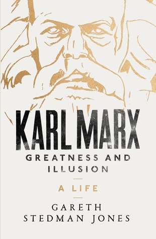 cover image for Karl Marx: Greatness and Illusion