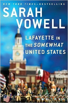cover image for Lafayette In The Somewhat United States