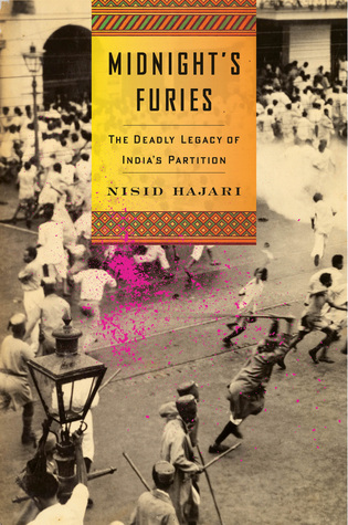 cover image for Midnight's Furies: The Deadly Legacy Of India's Partition