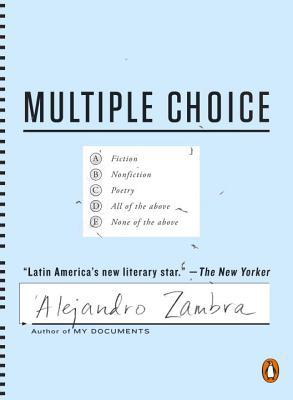 cover image for Multiple Choice