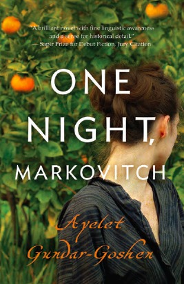 cover image for One Night, Markovitch