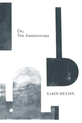 cover image for Or, the Ambiguities