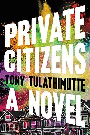 cover image for Private Citizens