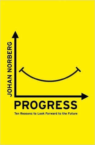 cover image for Progress: Ten Reasons to Look Forward to the Future
