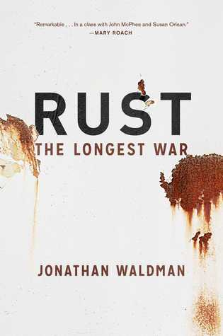 cover image for Rust: The Longest War