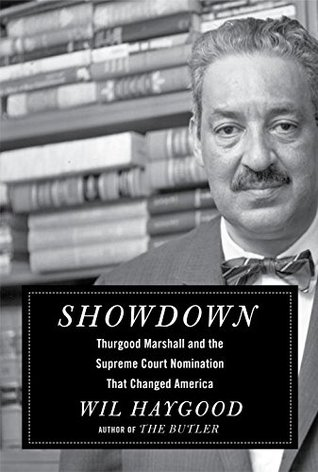 cover image for Showdown: Thurgood Marshall And The Supreme Court Nomination That Changed America