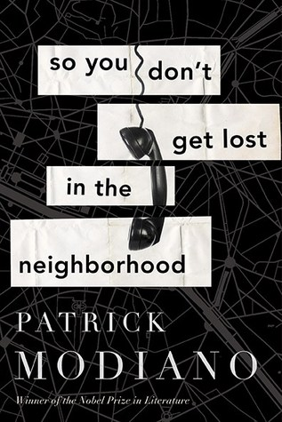 cover image for So You Don't Get Lost in the Neighbourhood