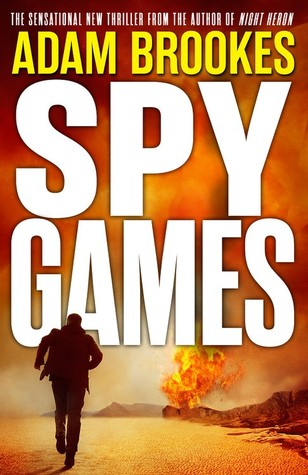 cover image for Spy Games