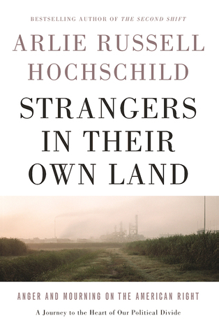 cover image for Strangers in Their Own Land: Anger and Mourning on the American Right