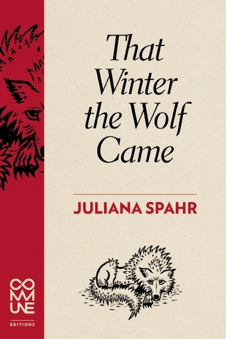 cover image for That Winter the Wolf Came
