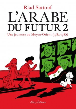 cover image for The Arab of the Future 2