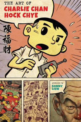 cover image for The Art of Charlie Chan Hock Chye