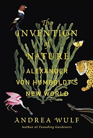 cover image for The Invention of Nature
