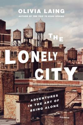 cover image for The Lonely City