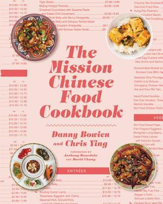 cover image for The Mission Chinese Food Cookbook