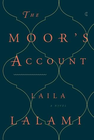 cover image for The Moor's Account