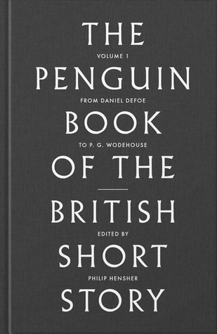 cover image for The Penguin Book of the British Short Story