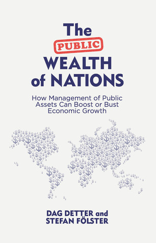 cover image for The Public Wealth of Nations