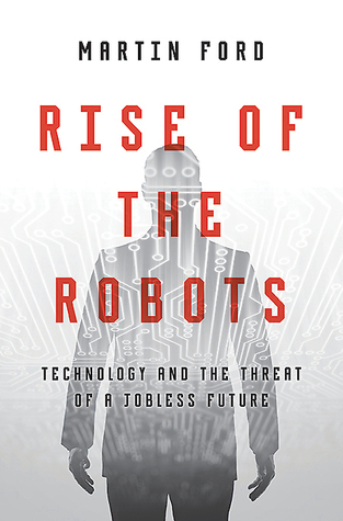 cover image for The Rise of the Robots