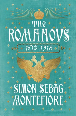 cover image for The Romanovs: 1613-1918