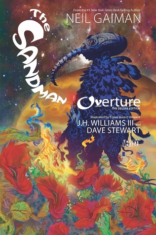 cover image for The Sandman: Overture