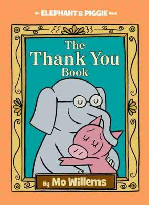 cover image for The Thank You Book