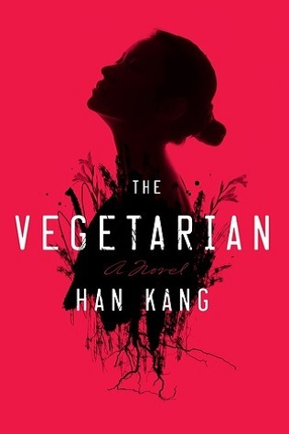 cover image for The Vegetarian