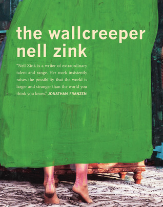 cover image for The Wallcreeper