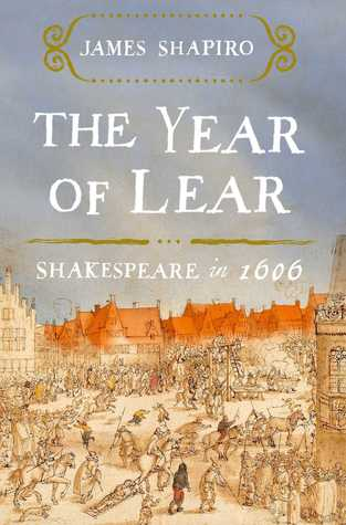 cover image for The Year of Lear