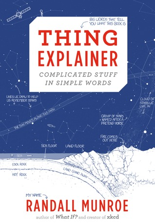 cover image for Thing Explainer: Complicated Stuff in Simple Words